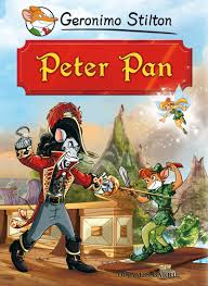 GERNIMO STILTON. Peter Pan