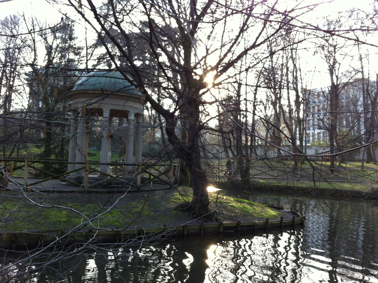 Jardin Villa Reale