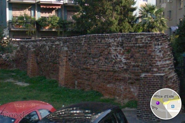 Muralla Española