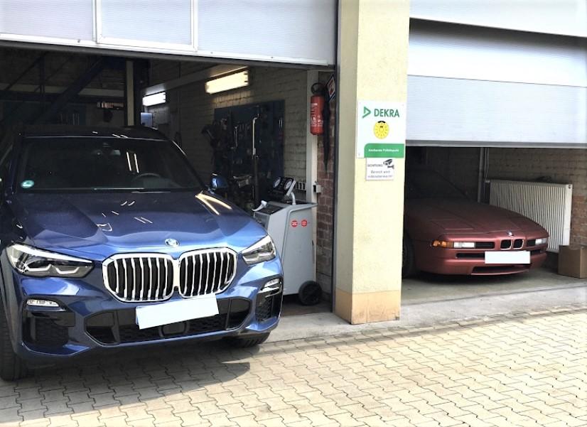 30 Jahre BMW Automobil Geschichte