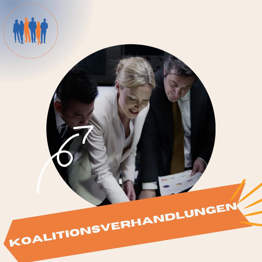 Koalitionsverhandlungen zwischen den Fraktionen CDU und Bürger für Obertshausen beginnen