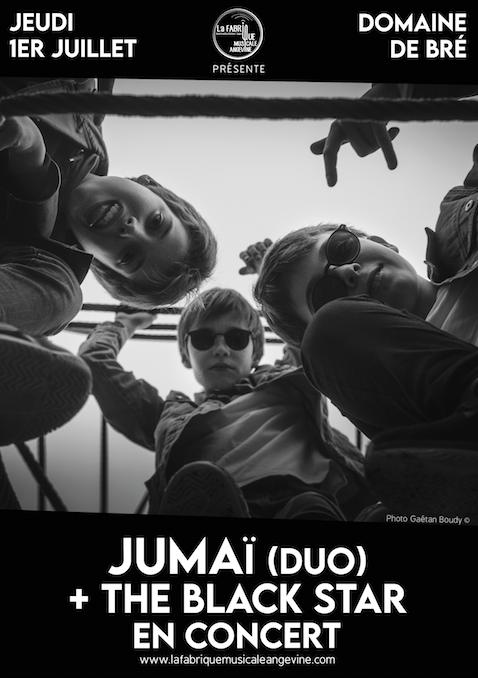 Concert JUMAï & THE BLACK STAR