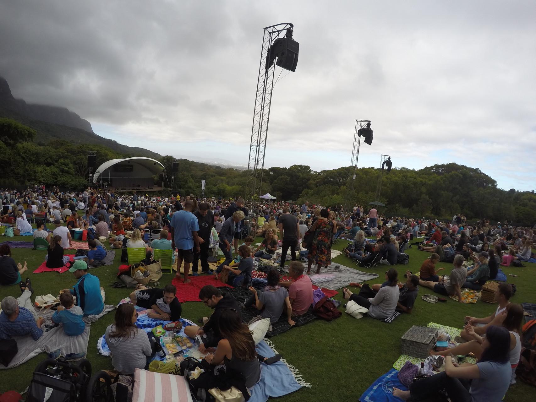 Kirstenbosch Botanical Garden - Picnics and Concerts