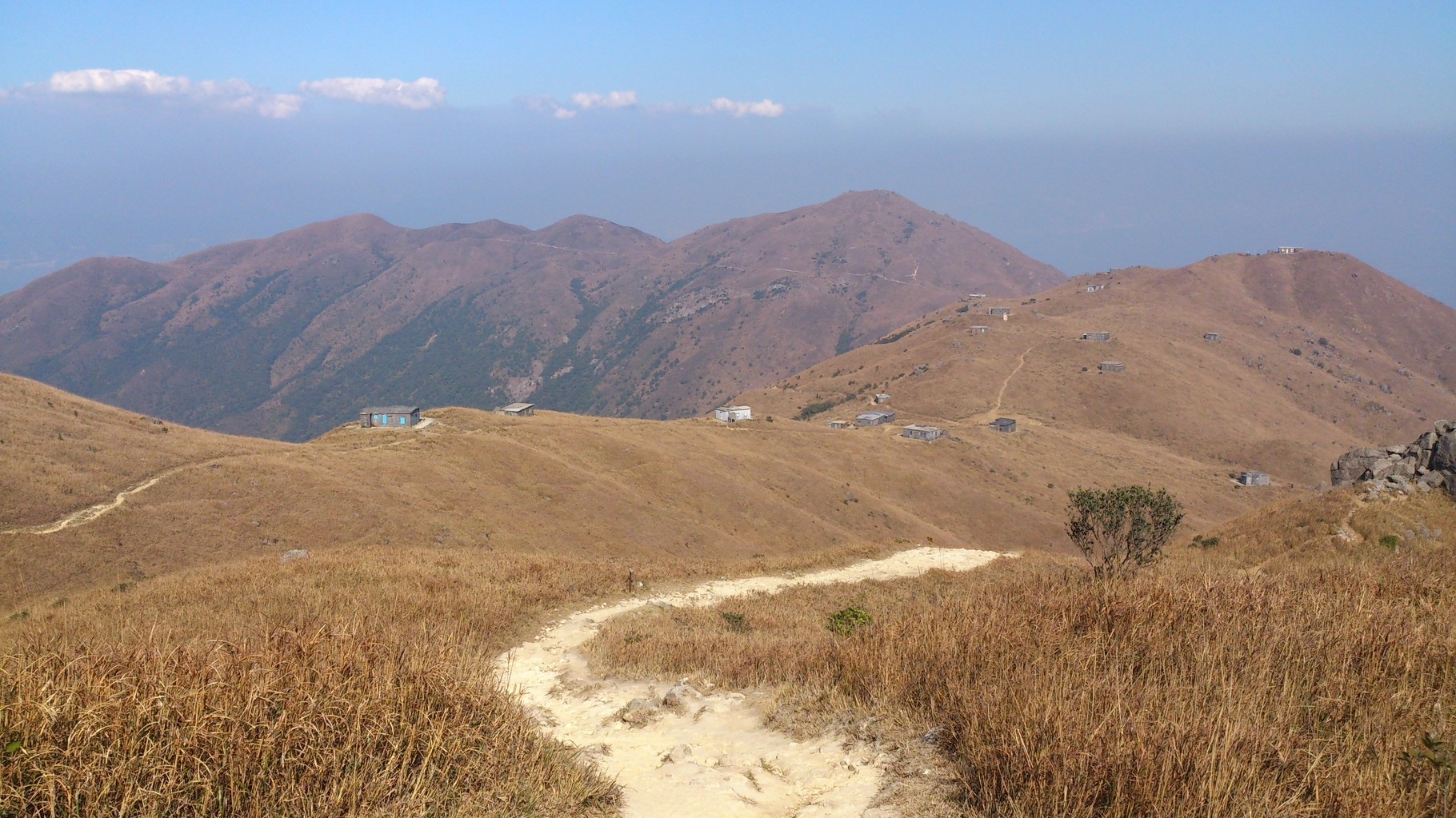 Sunset Peak - Lantau Trail - Stage 2