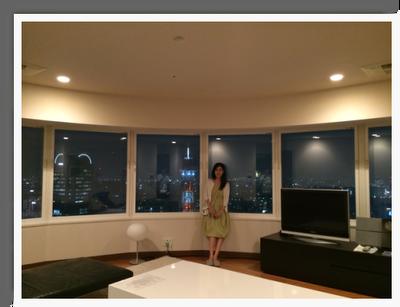 大阪 梅田のマンションへ