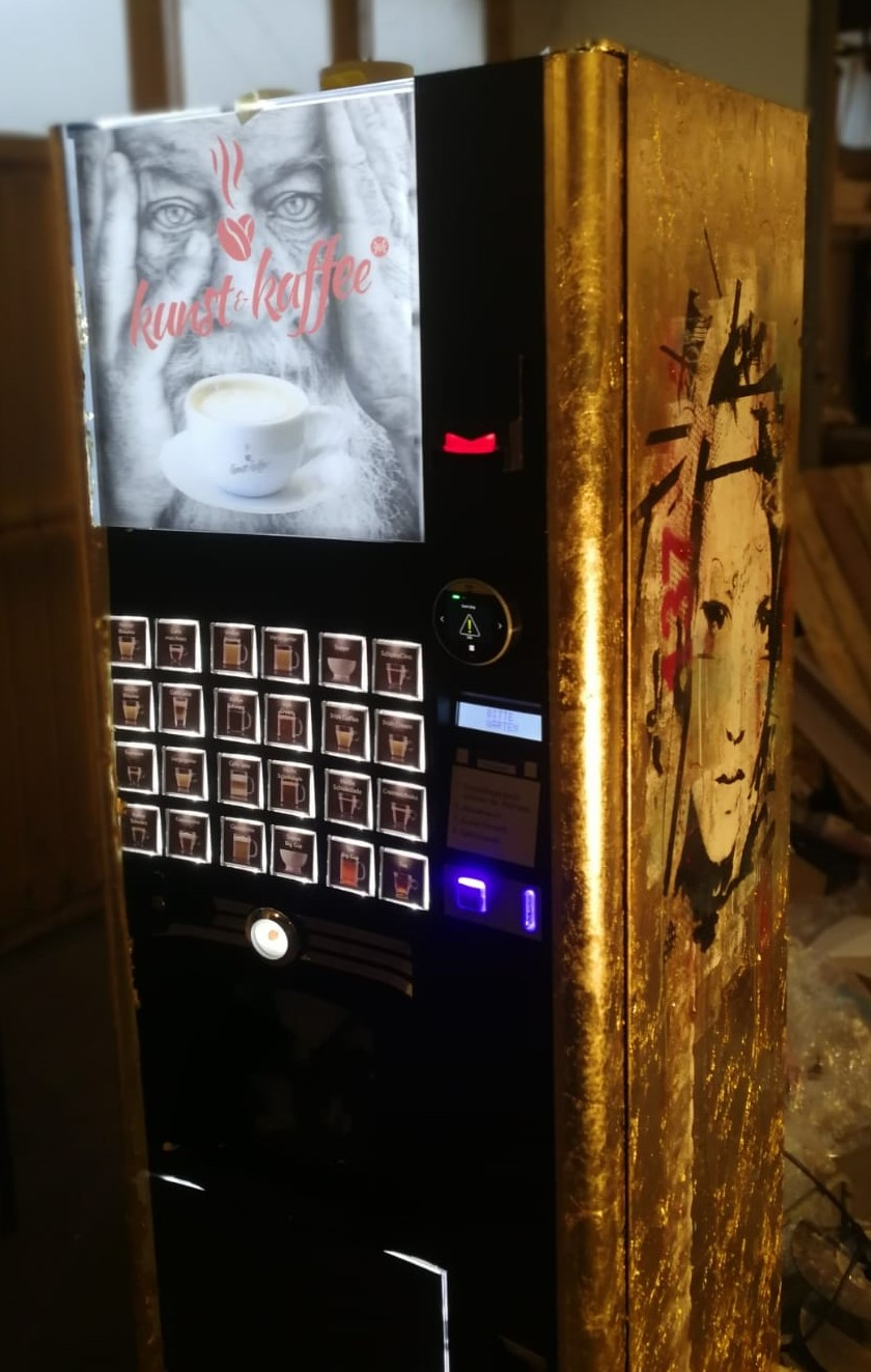 Kunstautomat Lux