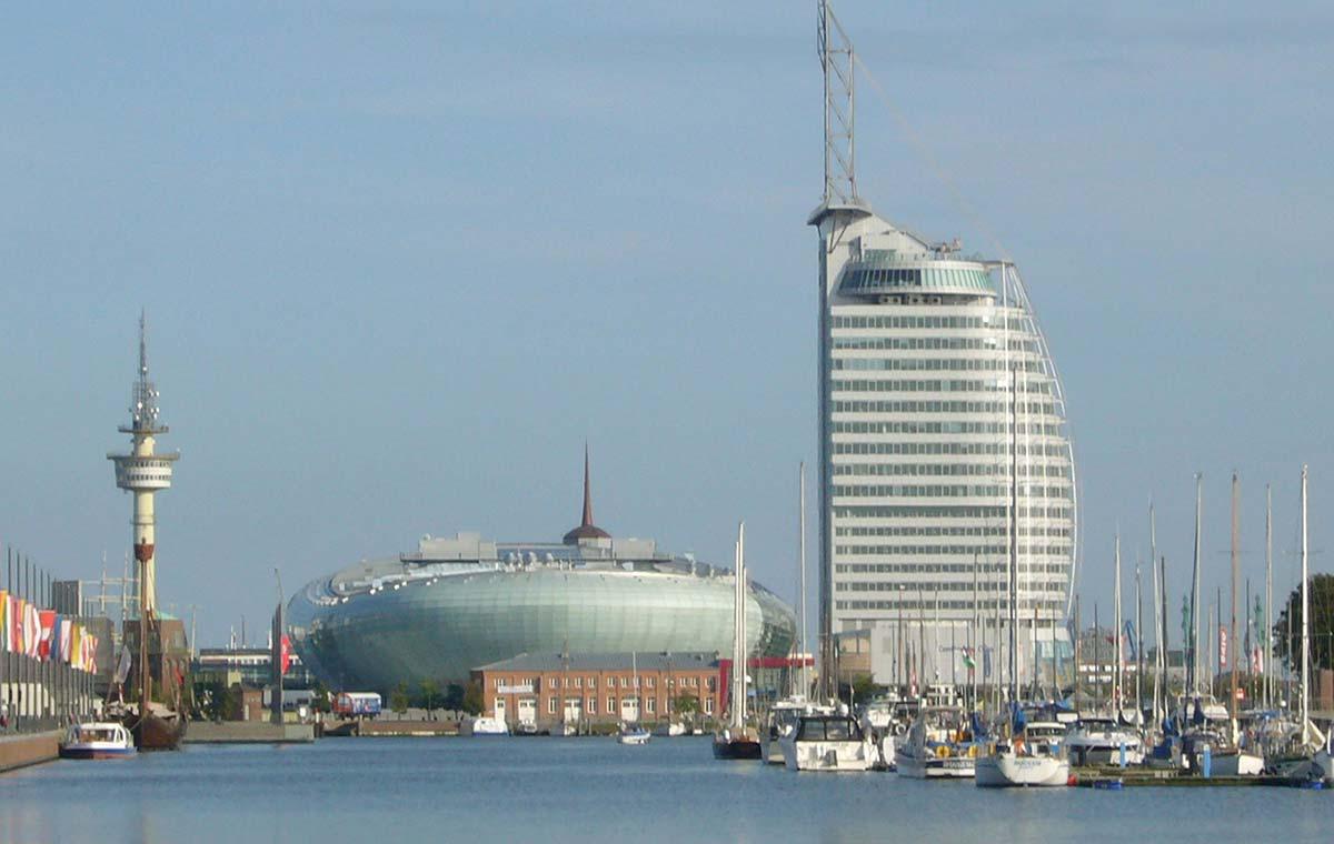 Abschalten vom Alltag ... in der Seestadt Bremerhaven