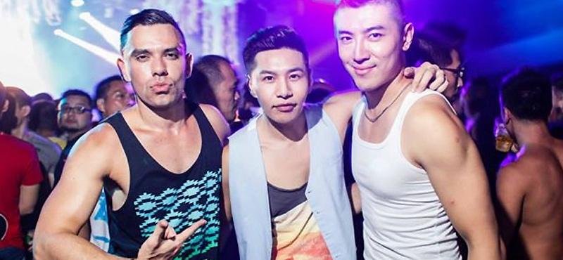 shanghai gay club