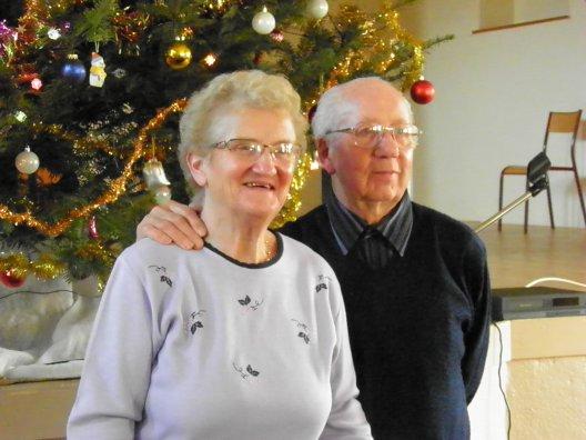 Colette et Roger