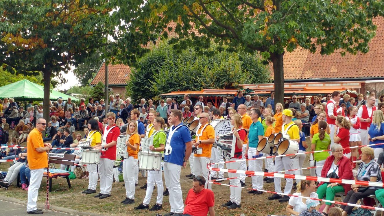 Erntedankfest Bardowick, September 2018.