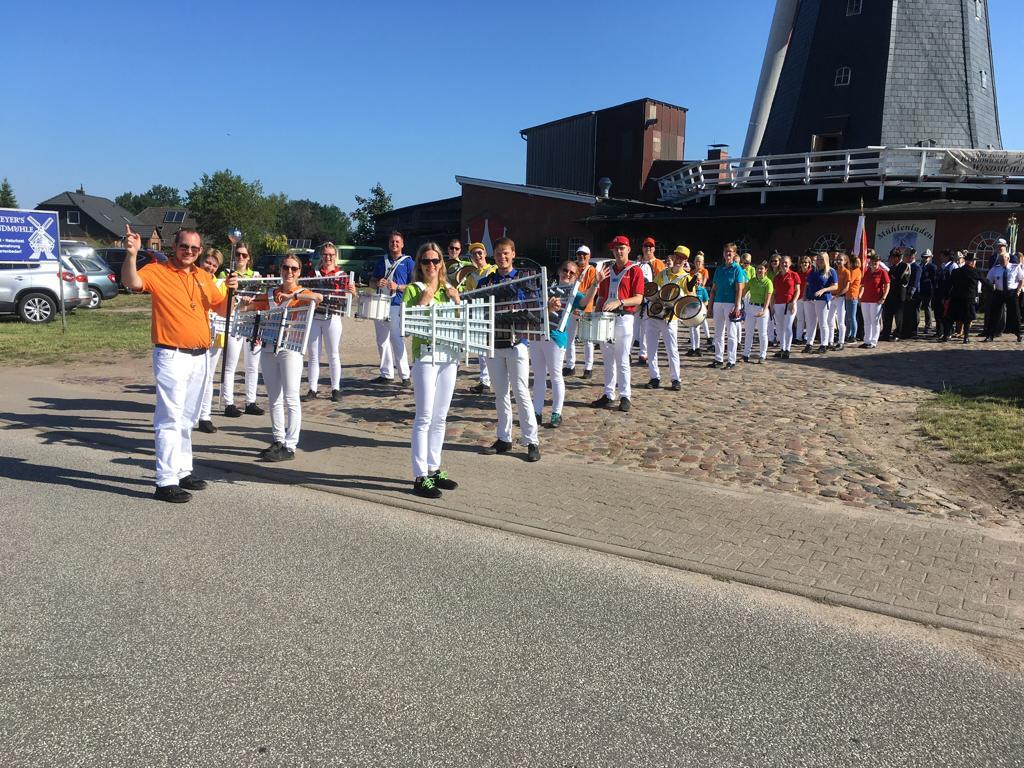 Schützenfest in Bardowick, Juni 2019.