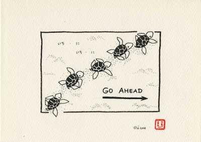 go ahead (2006)