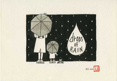 drops of rain 1 (2006)