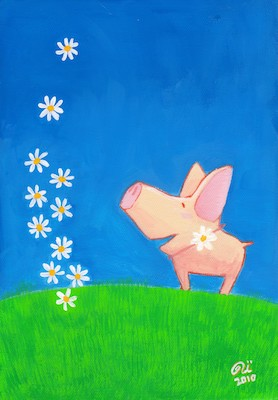 piglet daisy dream (2010)