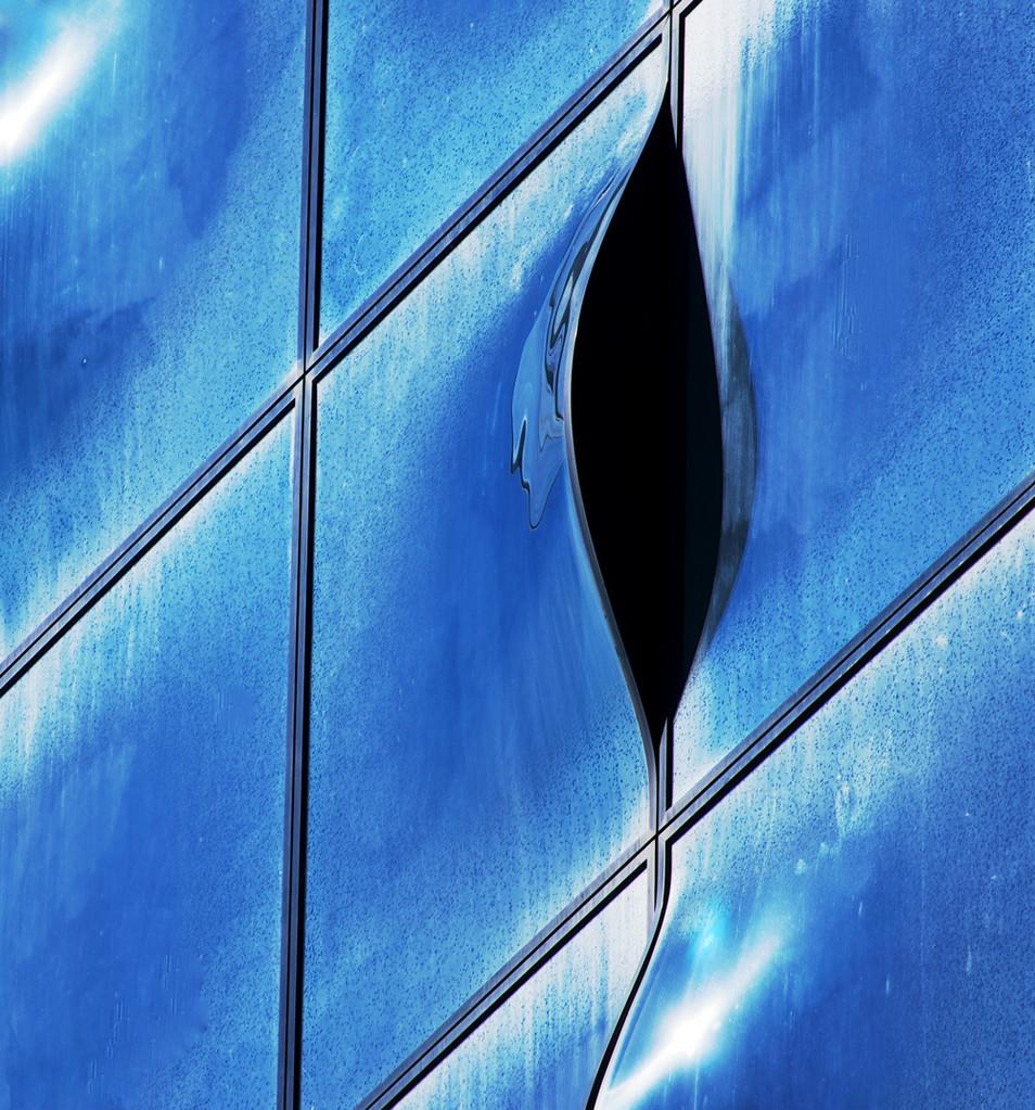 Fensterglas Elbphilharmonie HH