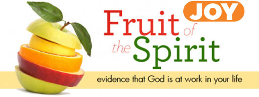 Fruits of the Spirit – Joy