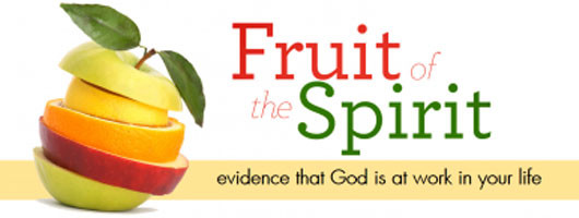Fruits of the Spirit - Love