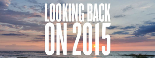 Looking Back On 2015