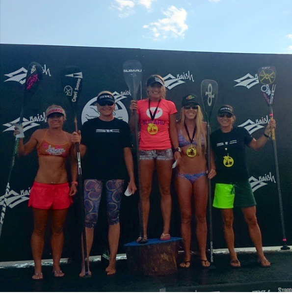 5th place at the Gorge/Hood River August 2014