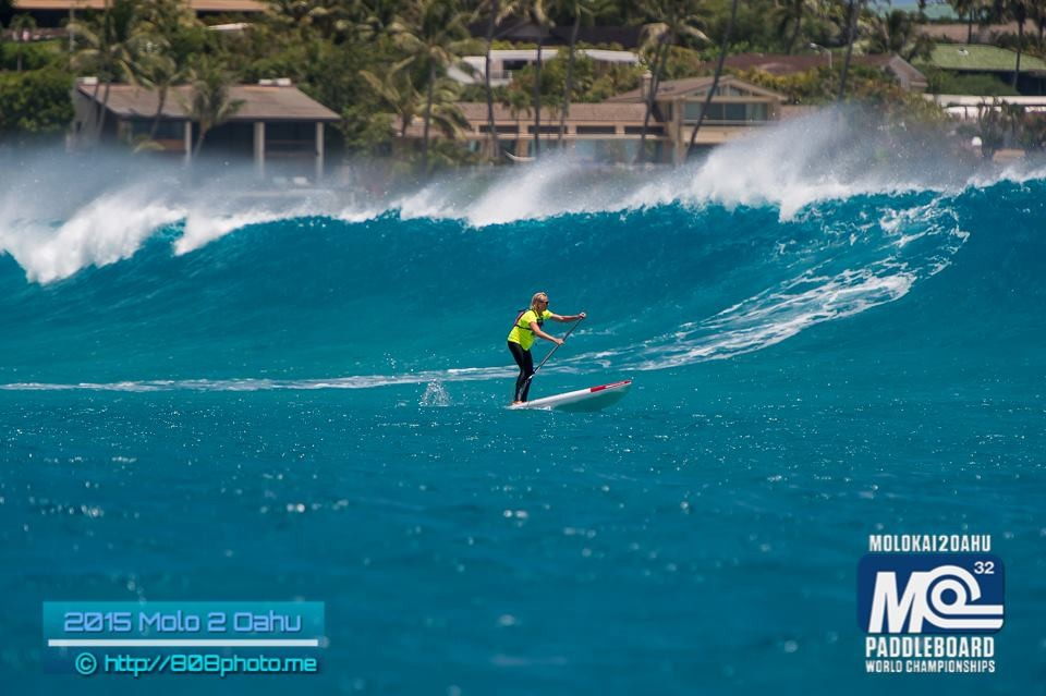 timing the big south swell on the beach entry at Chinal Walls, Oahu, Hawaii