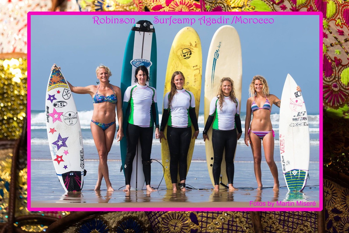 surfcamp in Morocco 2013