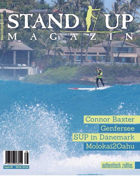 covergirl Standup Magazin