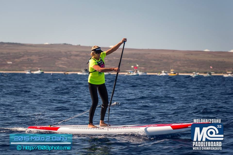hard work to paddle for 6 hours in grueling conditions