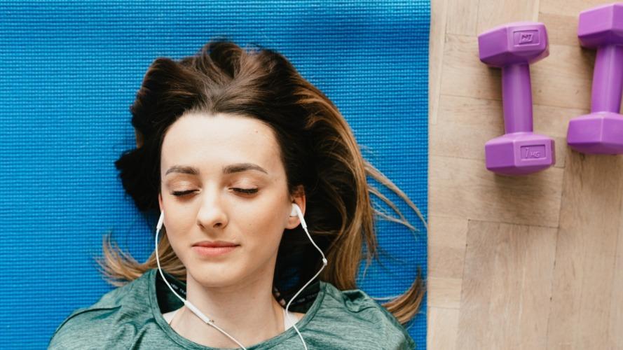 10 Efectos de la música en el entrenamiento