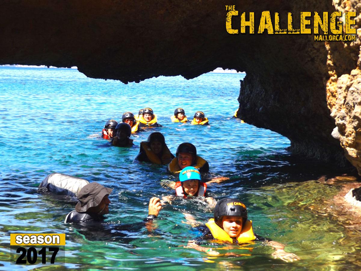 Best snorkel in Mallorca The Challenge Mallorca