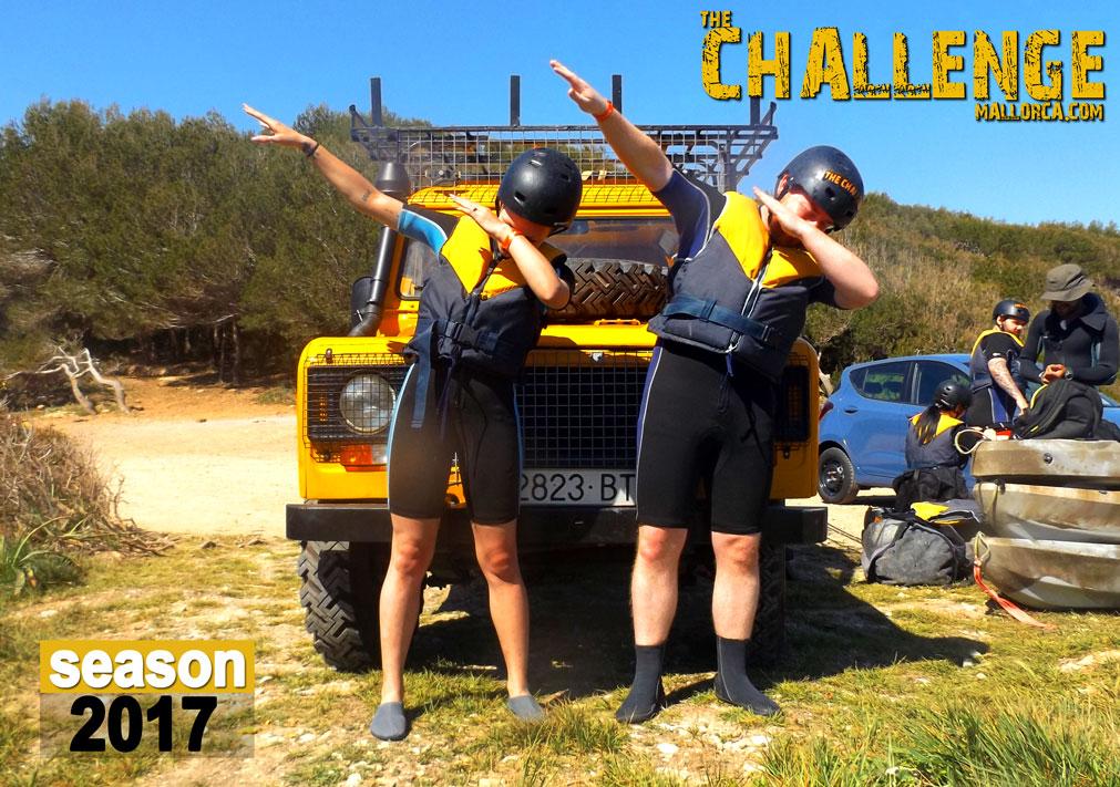 Coasteering tour in Mallorca The Challenge Mallorca