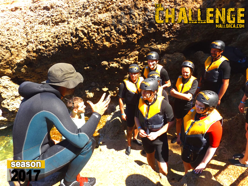 Marine Cave in Mallorca The Challenge Mallorca