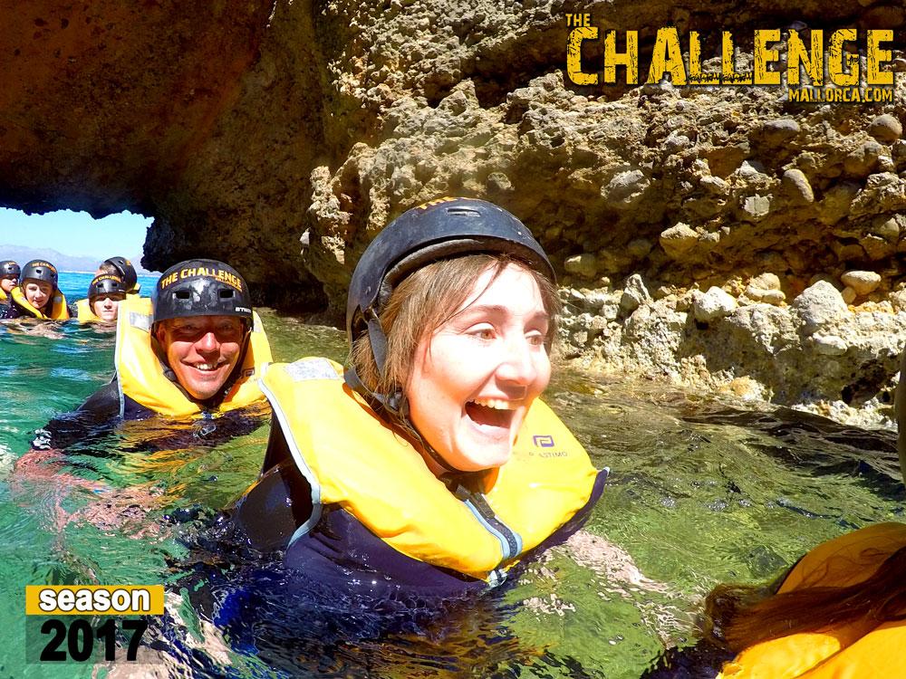 Family excursion in Mallorca The Challenge Mallorca