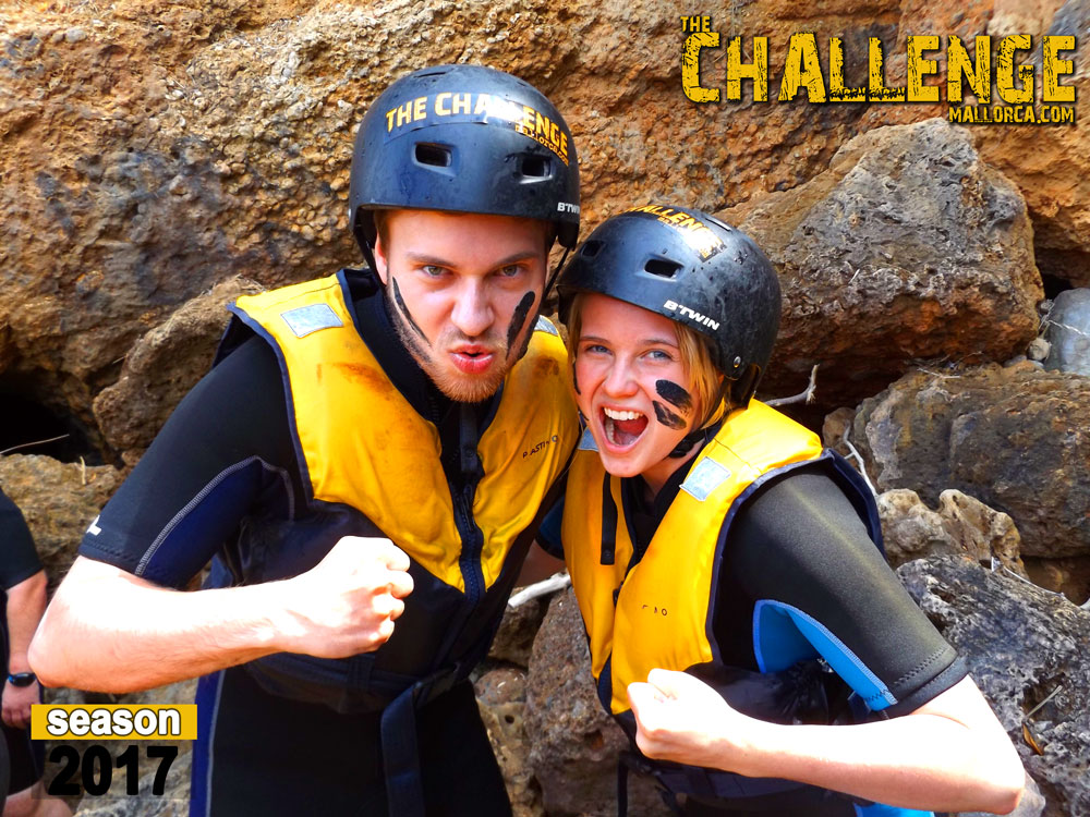 Adventure holiday in Mallorca The Challenge Mallorca