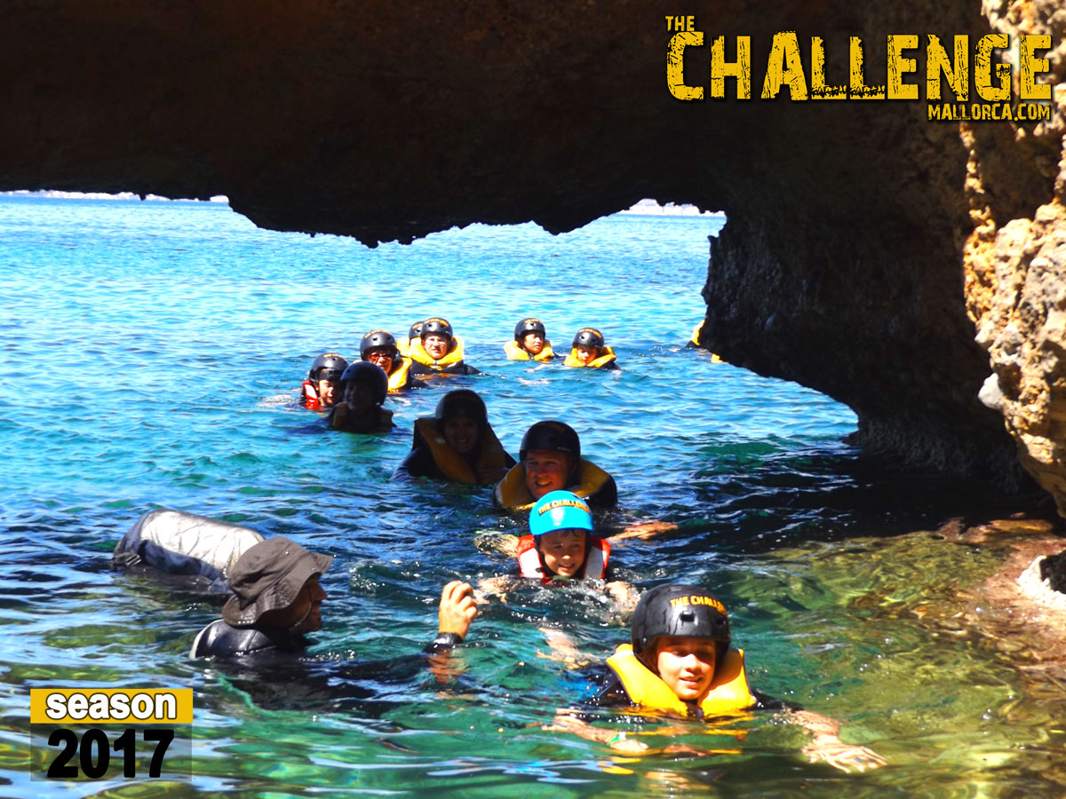 Best snorkel in Mallorca The Challenge Mallorca