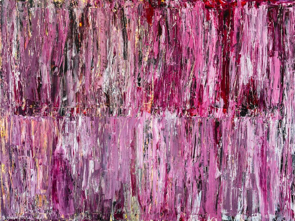 Abstract art 1/2017 100x80x2 cm Leinwand