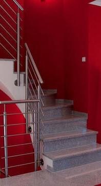 g nstige treppengel nder aus edelstahl srh gel nderbau und foodtrucks. Black Bedroom Furniture Sets. Home Design Ideas