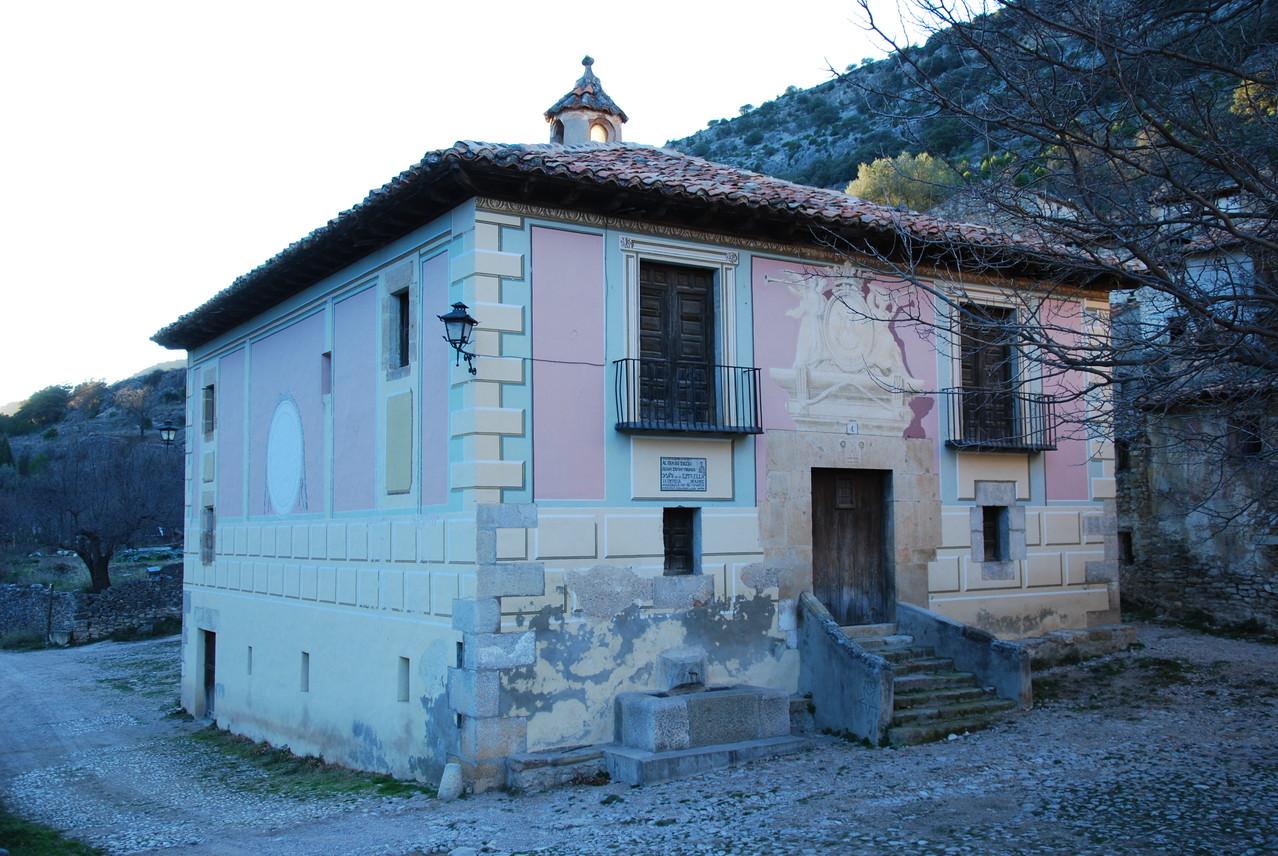 """La """"Casa Nueva"""""""