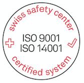 logo ISO 9001-14001