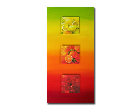 fruits II - 40x80
