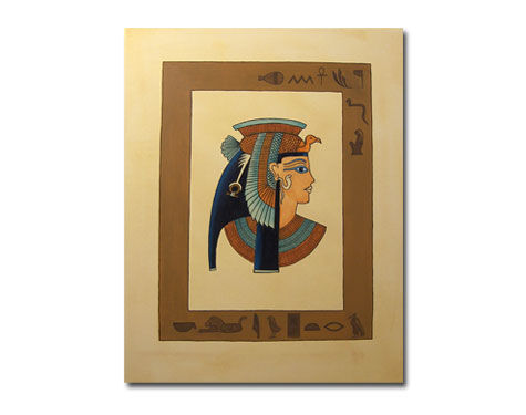 cleopatra - 40x50