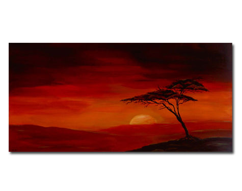 sunrise - 80x40
