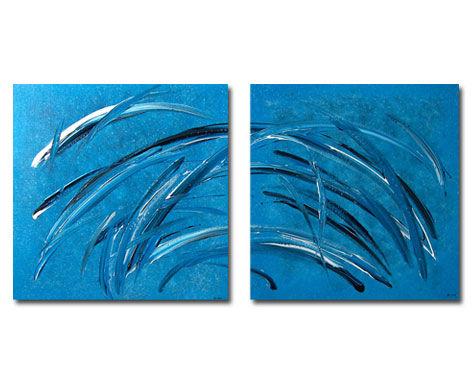water - 2x 40x40