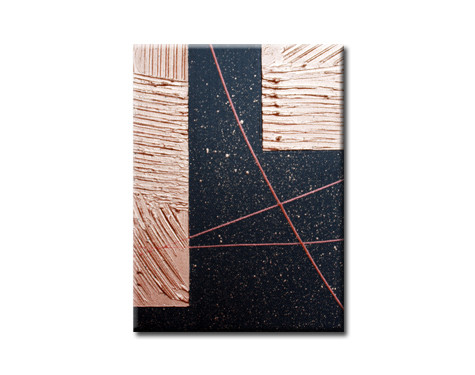 copper stripes - detail