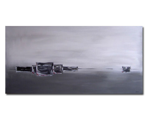 grey zone II - 80x40