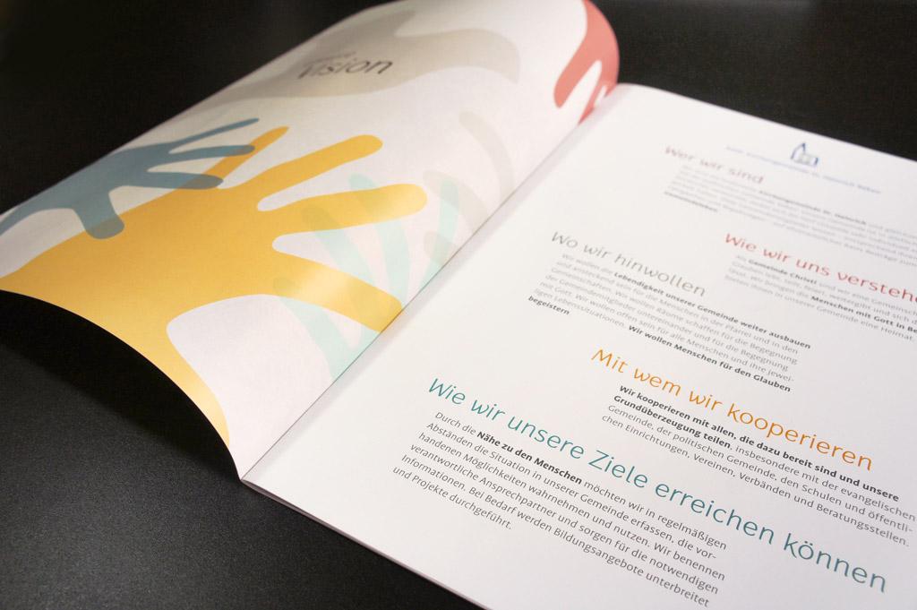 Prospekte, Flyer, Plakate - Satzdruck Coesfeld