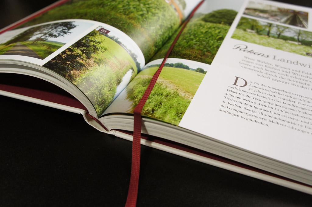 Gestaltung von Büchern und Chroniken – Druckerei Satzdruck (Münsterland)