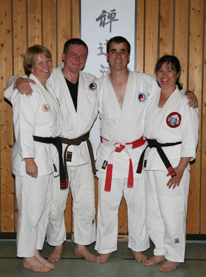 Wendy,Ramon,Kevin & Leanne