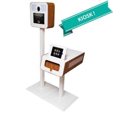 Kiosk Photo Booth Druckstation
