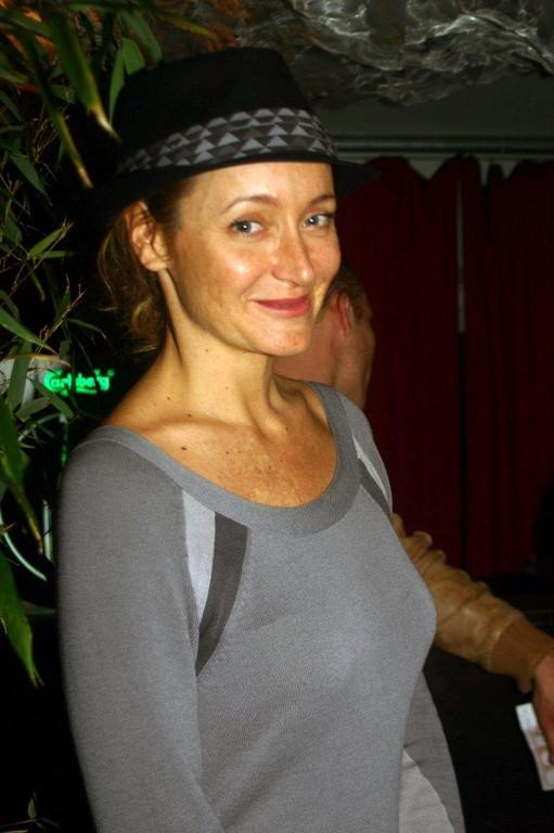 Julie FERRIER - Festival Lumière 2010 - Lyon - Photo © Anik COUBLE