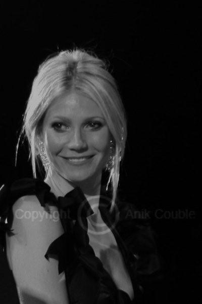 Gwyneth Paltrow 2008  / Photo : Anik Couble